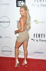 LINDSEY PELAS at Fenty Puma A/W17 Collection Launch in Los Angeles 09/27/2017