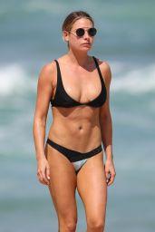 LISA CLARK in Bikini at a Beach in Sydney 09/21/2017