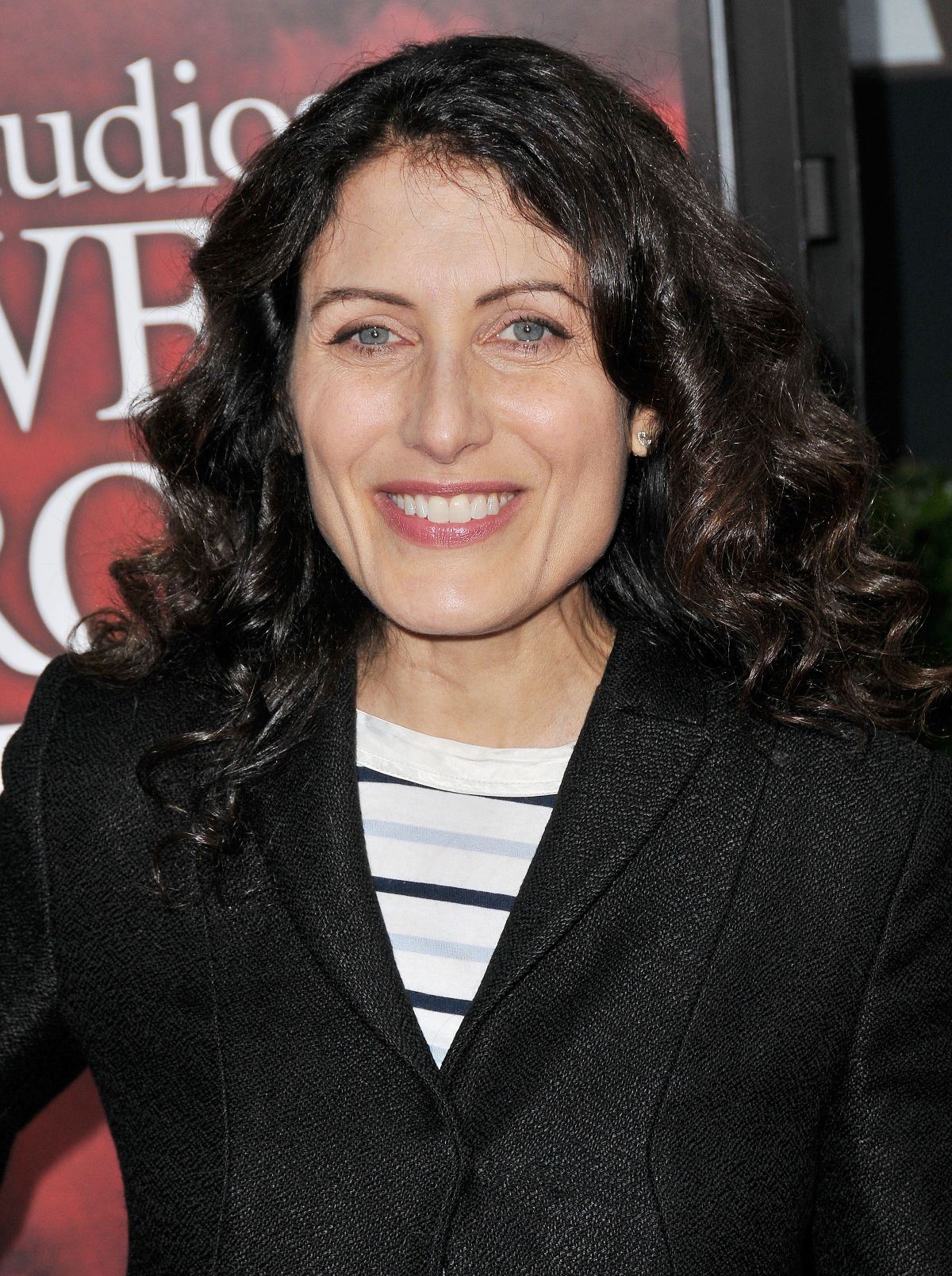 LISA EDELSTEIN at Halloween Horror Nights Opening Night in Hollywood 09/15/2017