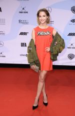 LISA-MARIE KOROLL at First Steps Awards 2017 in Berlin 09/18/2017
