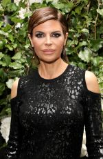 LISA RINNA at T&C Modern Swans Dinner at New York Fashion Week 09/10/2017
