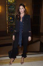 LISA SNOWDON at Pam Hogg Fashion Show at London Fashion Week 09/15/2017