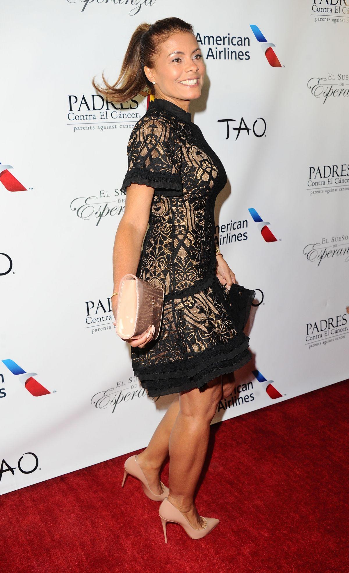 LISA VIDAL at Padres Contra El Cancer's 17th Annual El ...