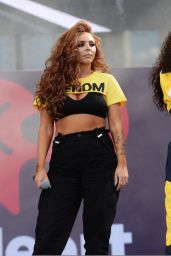 LITTLE MIX Performs at Iheartradio Music Festival in Las Vegas 09/23/2017