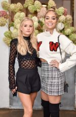LOTTIE MOSS at Off White x mytheresa.com Event at London Fashion Week 09/17/2017
