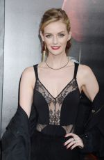 LYDIA HEARST at It Premiere in Los Angeles 09/05/2017