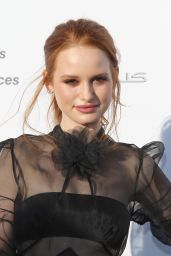 MADELAINE PETSCH at Environmental Media Awards in Santa Monica 09/23/2017