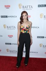 MADELINE BREWER at BBC America Bafta Los Angeles TV Tea Party 09/16/2017
