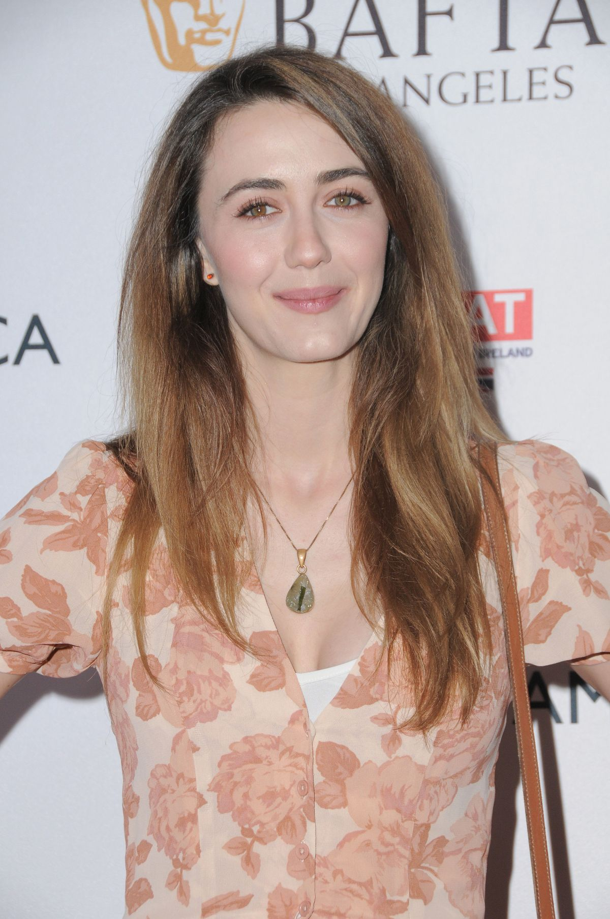 MADELINE ZIMA at BBC America Bafta Los Angeles TV Tea ...