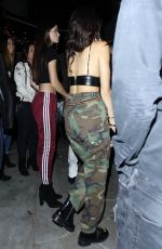 MADISON BEER at Poppy Club in West Hollywood 09/28/2017