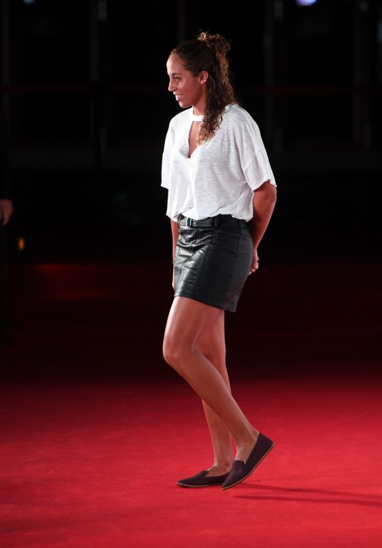 MADISON KEYS at 2017 WTA Wuhan Open Player Party in Wuhan 09/23/2017