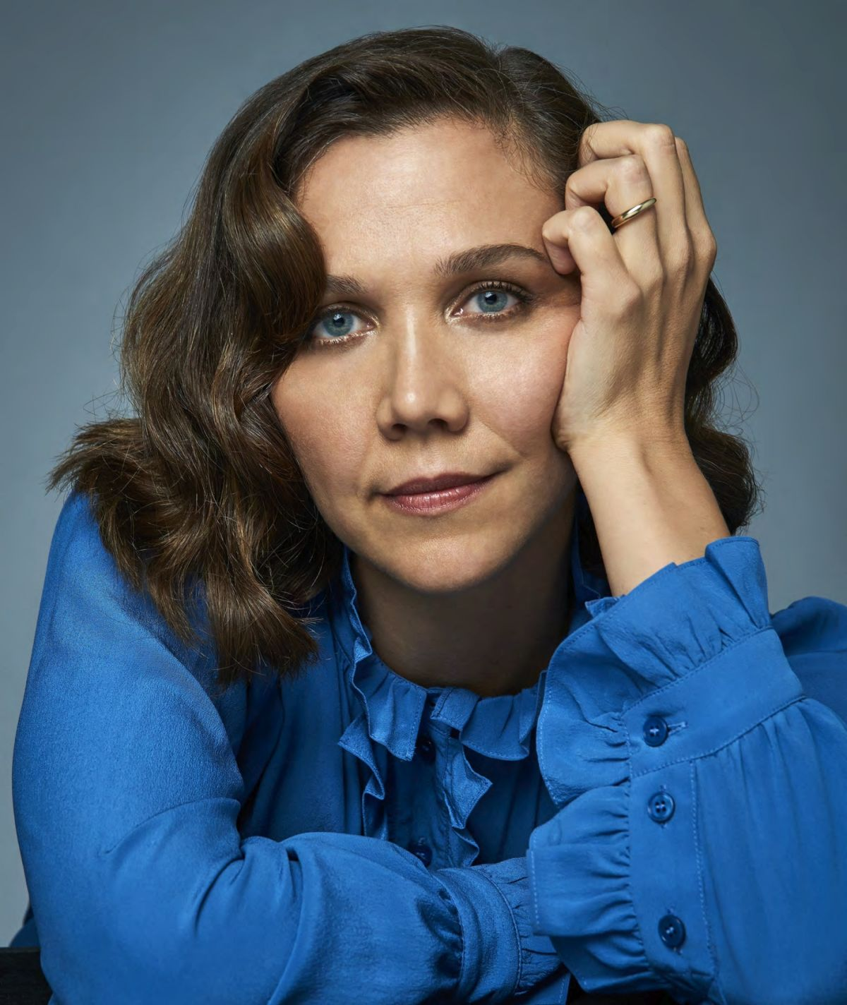 MAGGIE GYLLENHAAL for Backstage Magazine, September 2017