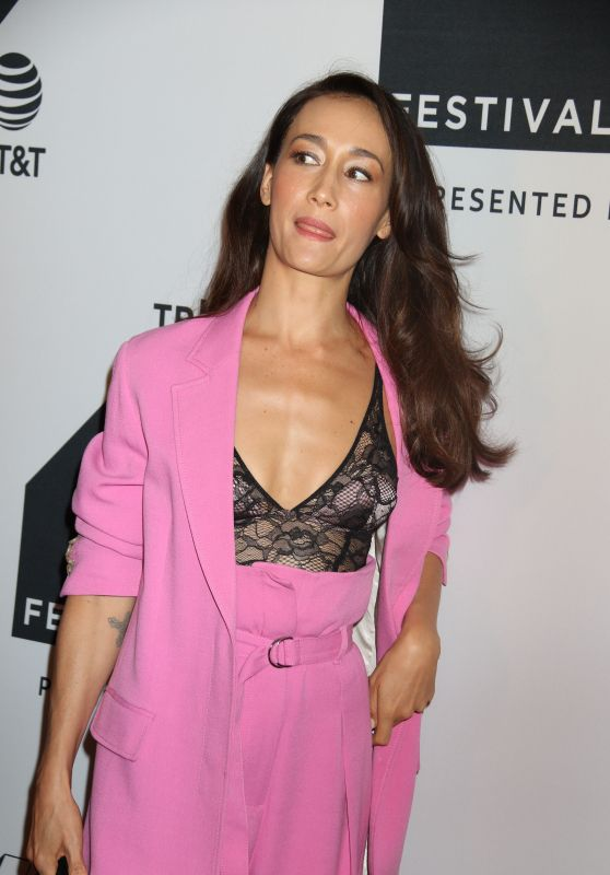 MAGGIE Q at Tribeca TV Festival Season pPremiere of Designated Survivor in New York 09/24/2017