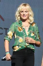 MALIN AKERMAN at Global Citizens Festival in New York 09/23/2017
