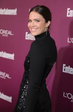 MANDY MOORE at 2017 Entertainment Weekly Pre-emmy Party in West Hollywood 09/15/2017