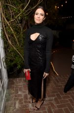 MANDY MOORE at 2017 Gersh Emmy Party in Los Angeles 09/15/2017