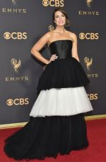 MANDY MOORE at 69th Annual Primetime EMMY Awards in Los Angeles 09/17/2017