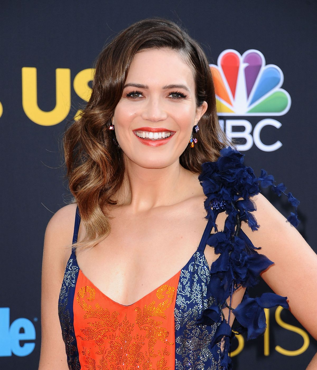 MANDY MOORE at This is Us Season 2 Premiere in Los Angeles