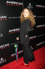 MARGARITA LEVIEVA at Special Screening of American Assassin in New York 09/06/2017