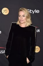 MARGOT ROBBIE at hfpa & Instyle Annual Celebration of 2017 TIFF 09/09/2017