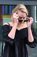MARGOT ROBBIE Out and About in London 09/18/2017