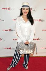 MARIA CONCHITA ALONSO at MundoFlix Launch Party in Studio City 08/28/2017