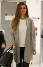 MARIA MENOUNOS at Los Angeles international Airport 09/27/2017