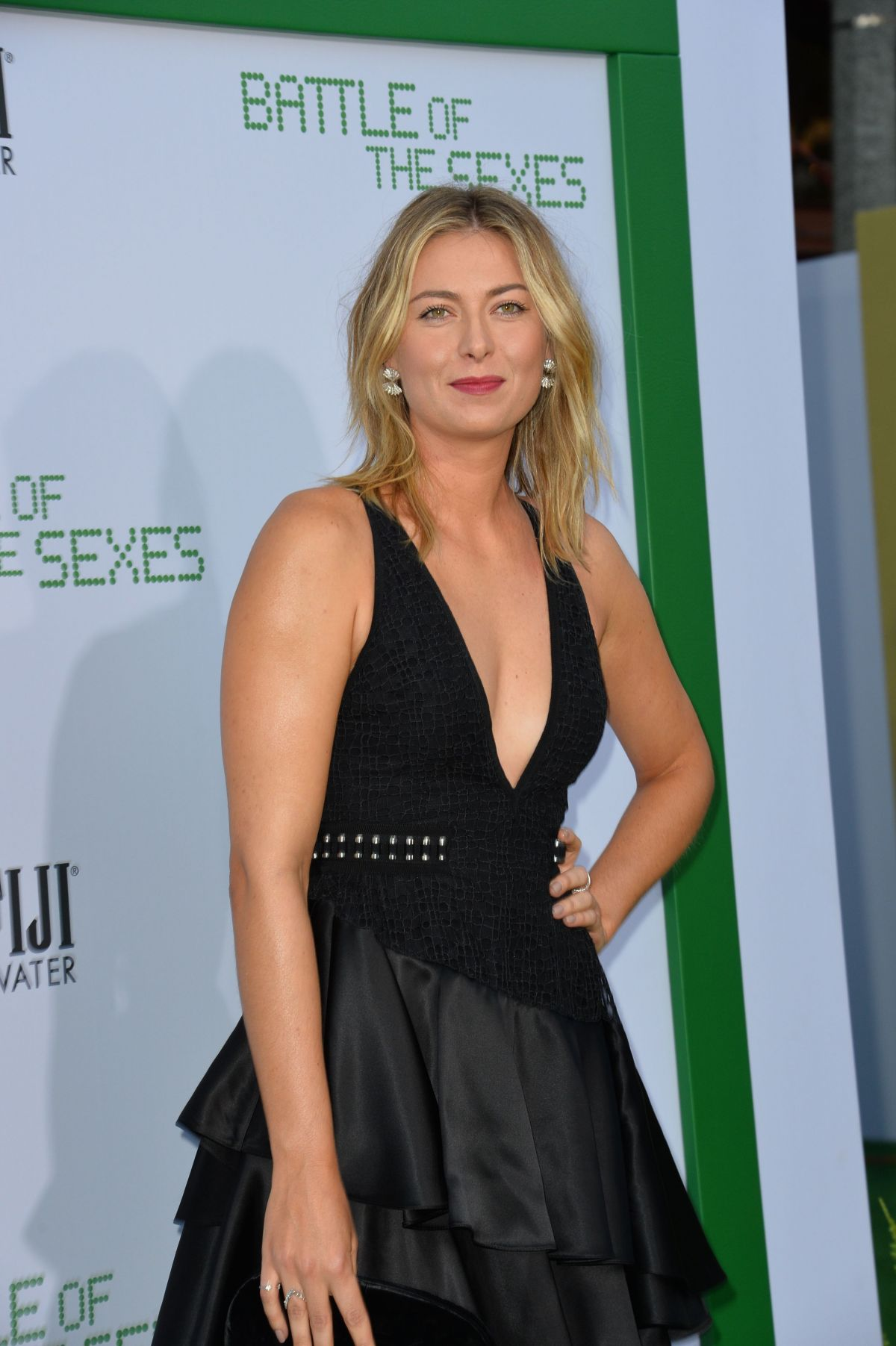 MARIA SHARAPOVA at Battle of the Sexes Premiere in Los Angeles 09/16/2017