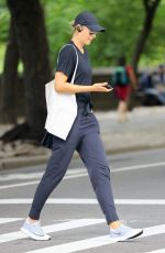 MARIA SHARAPOVA Out in New York 09/01/2017