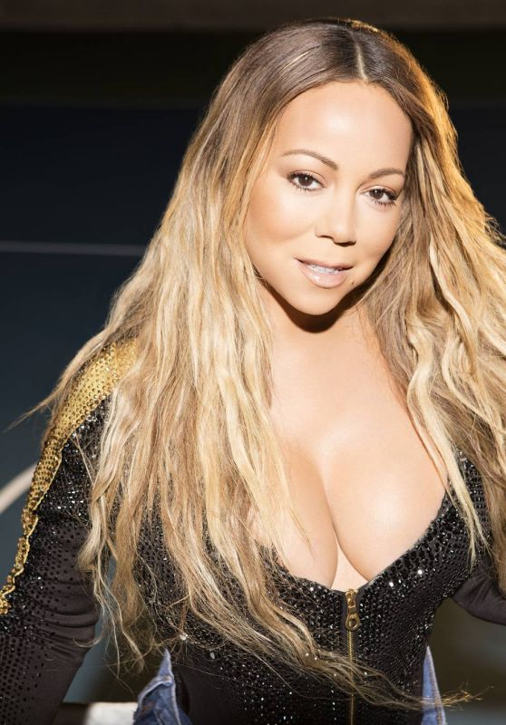 MARIAH CAREY for Bowling Alley, 09/21/2017