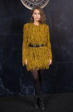 MARIE-ANGE CASTA at L'Oreal Paris x Balmain Party in Paris 09/28/2017