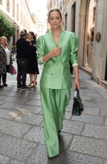 MARION COTILLARD Out and About in Milan 09/25/2017