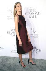 MARTHA HUNT at 3rd Annual Diamond Ball Benefitting Clara Lionel Foundation in New York 09/14/2017