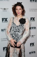 MARY ELIZBAETH WINSTEAD at FX and Vanity Fair Emmy Celebration in Century City 09/16/2017