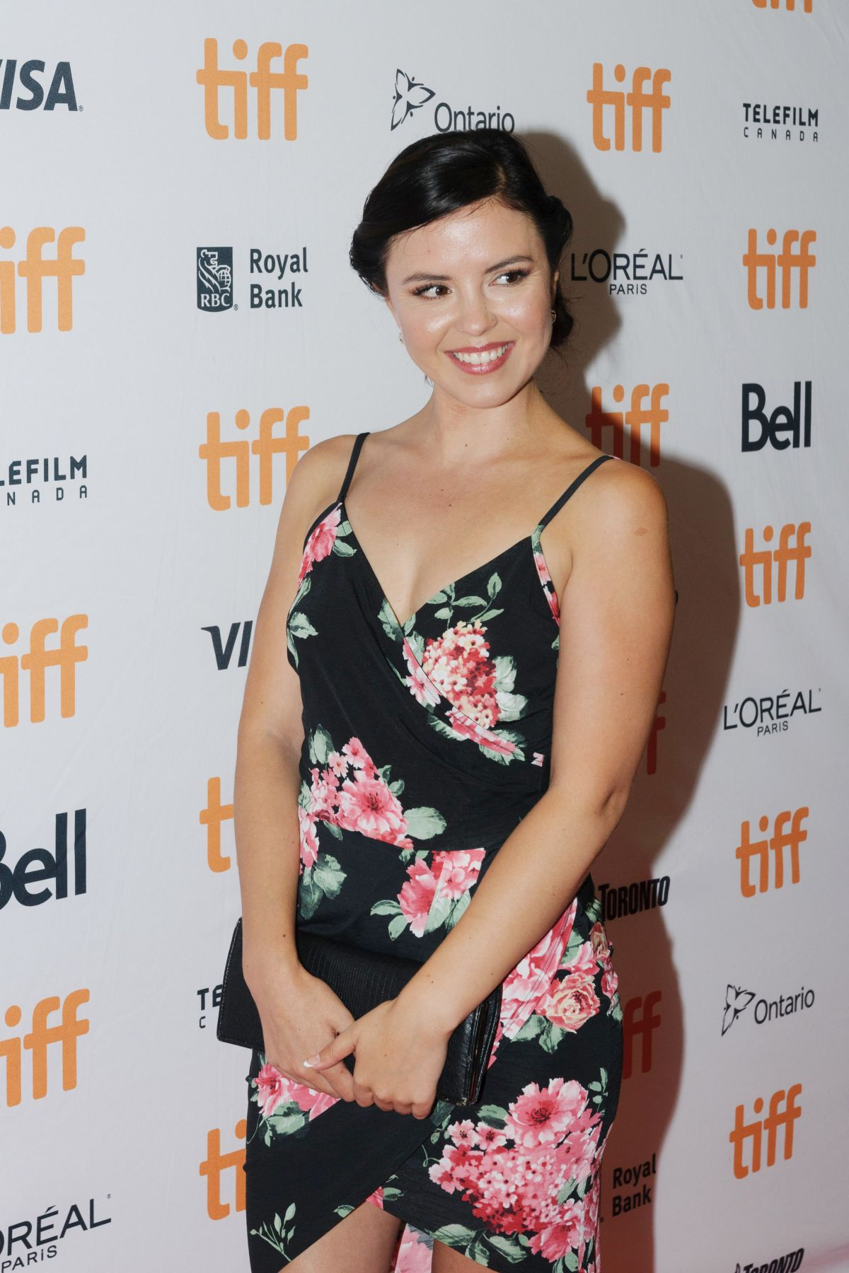 MARY GALLOWAY at 2017 Toronto International Film Festival Soiree 09/06/2017