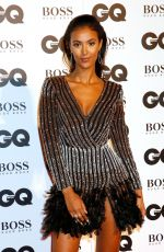 MAYA JAMA at GQ Men of the Year Awards 2017 in London 09/05/2017