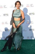 MEG HAYWOOD at Environmental Media Awards in Santa Monica 09/23/2017