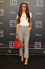 MEGAN MCKENNA at Voxi Launch Party in London 08/31/2017