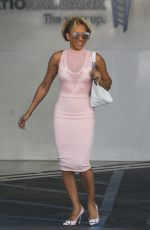 MELANIE BROWN Out and About in Hollywood 09/01/2017
