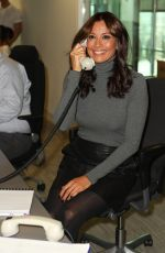 MELANIE SYKES at BGC Charity Day in London 09/11/2017
