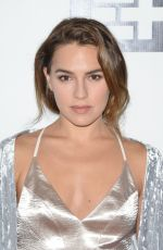 MELIA KREILING at Fenty Puma A/W17 Collection Launch in Los Angeles 09/27/2017
