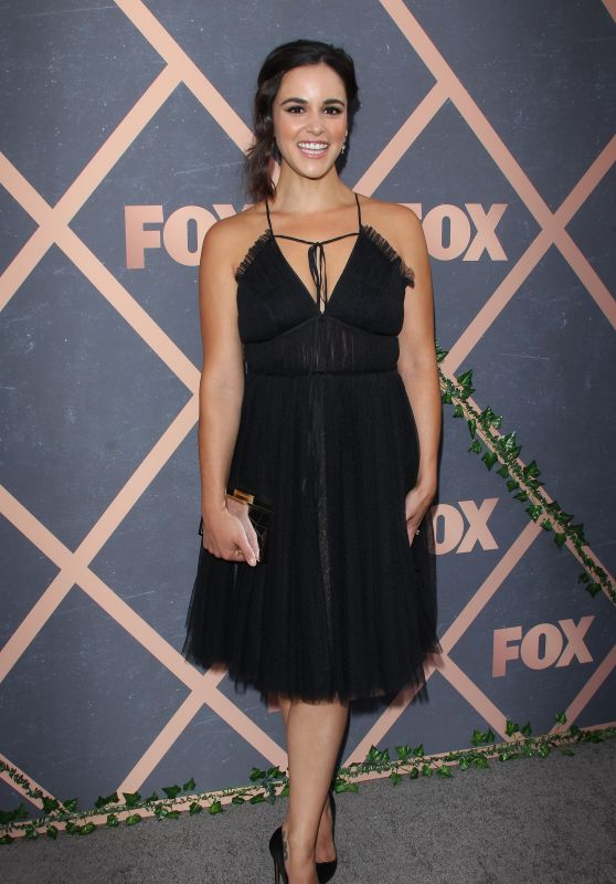 MELISSA FUMERO at Fox Fall Premiere Party Celebration in Los Angeles 09/25/2017