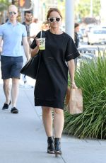 MENA SUVARI Out and About in Los Angeles 09/26/2017