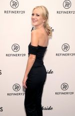 MEREDITH HAGNER at Refinery29 and Beachside Productions Strangers Series Party in New York 09/27/2017