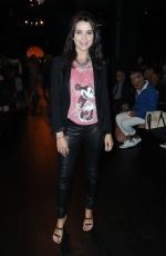 MICHELE HICKS at Anna Sui Fashion Show at NYFW in New York 09/11/2017