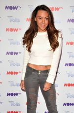MICHELLE HEATON at Now TV Pop-up Troll Beauty Salon VIP Launch in London 09/02/2017