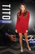 MICHELLE HEATON at Tito Jackson New Album Launch at Dstrkt Nightclub in London 08/31/2017