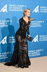 MICHELLE HUNZIKER at Monte-Carlo Gala for the Global Ocean in Monaco 09/28/2017