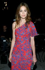 MICHELLE MONAGHAN at Oscar De La Renta Fashion Show at NYFW in New York 09/11/2017
