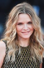 MICHELLE PFEIFFER at Mother Premiere at 74th Venice Film Festival 09/05/2017